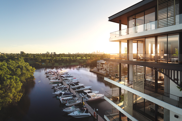 Ascot Waters Thumbnail